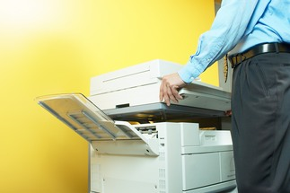 Photocopying and CVs